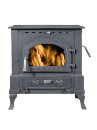 GC Fires_Invincible Ceres-Cast Iron-Wood burning - 1