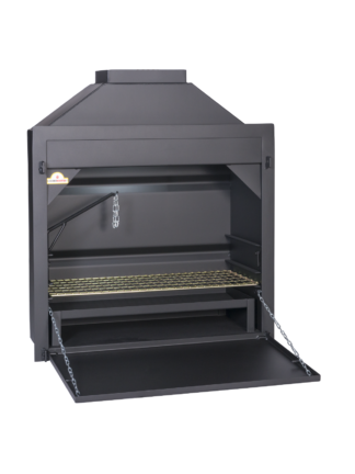 800 Basic Economaster Built-in Braai