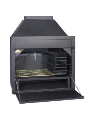 Economaster - 800 Built-in braai