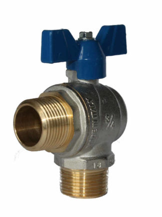 "Emmeti Evolution valve mm 3/4"" Blue butterfly"