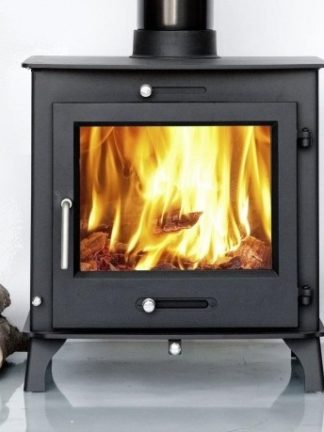 Northern Flame Azar 12kw - multifuel closed combustion fireplace (6)Ecosy Design