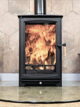 Northern Flame Hampton Highline 5kW SIA Eco Design Ready 2022 - closed combustion fireplace (3)2