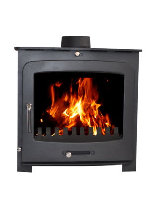 GC Fires - Invincible Preston Double Sided - 14kW - closed combustion fireplace - multifuel (1)