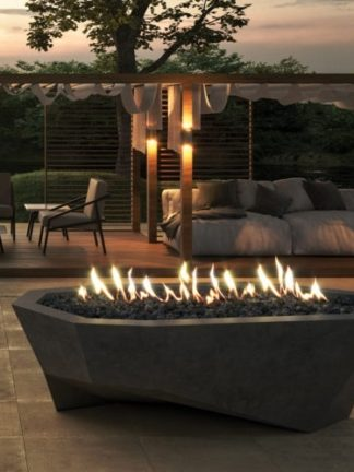 GC Fires - SAFire Asteroid Firepit - Outdoor Heating - Gas - Patio - Concrete - freestanding (1)