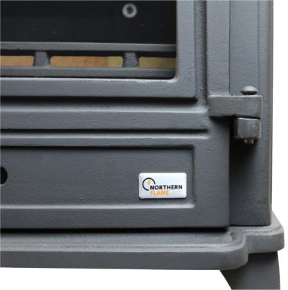 GC Fires - Northern Flame - Yandi 12kW - cast iron closed combustion fireplace 5